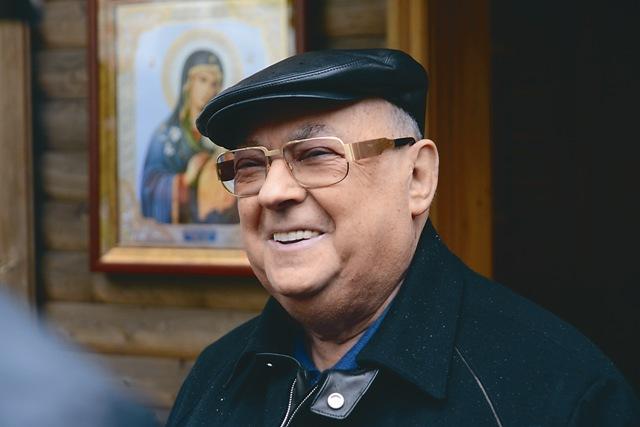 Владимир Ресин на объезде стройплощадок