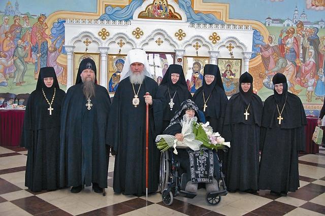 Местом трехмесячной духовной «стажировки» американских монахинь стал Свято-Никольский монастырь в городе Малоярославце
