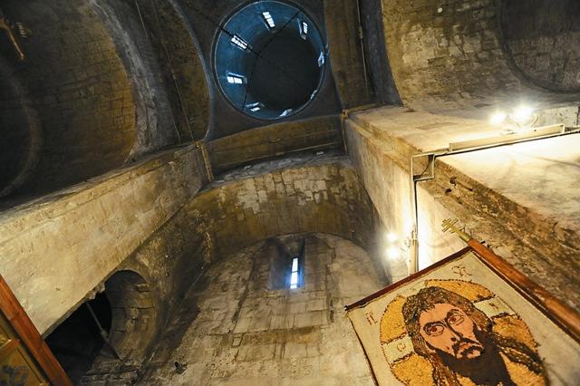 Храм с уникальными фресками работы Андрея Рублева чудом сохранился до наших дней