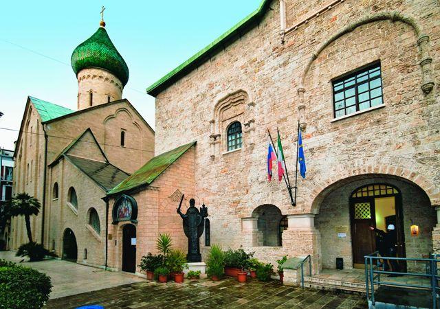 Барградское подворье Императорского Православного Палестинского Общества