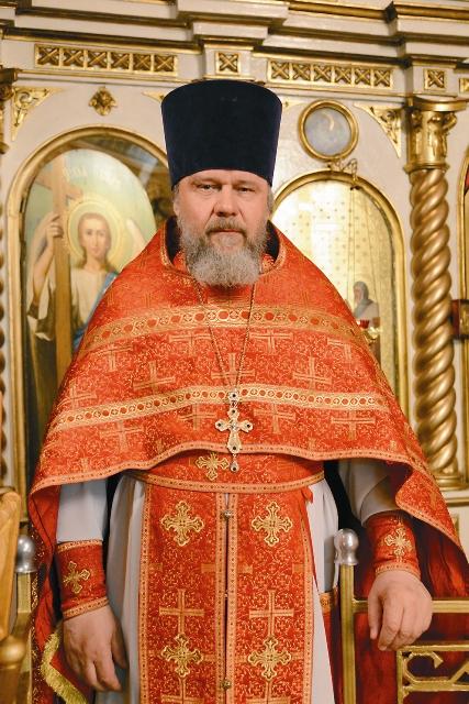 Протоиерей Виталий Тогубицкий