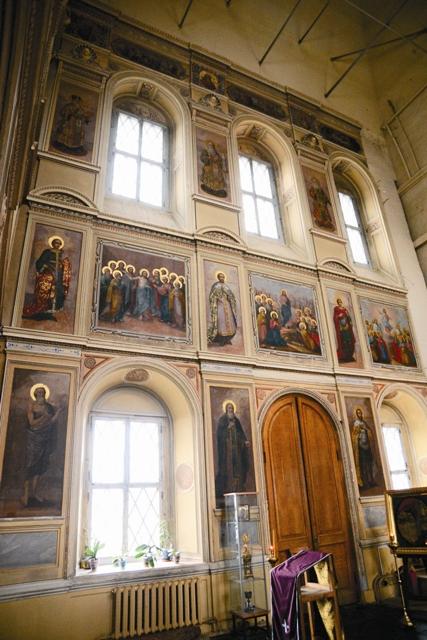 В Кадашевском храме служили замечательные люди, среди которых немало прославленных ныне в лике святых