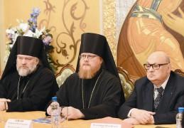 Епископ Костанайский и Рудненский Анатолий и кураторы «Прграммы-200»: епископ Подольский Тихон, В.И. Ресин
