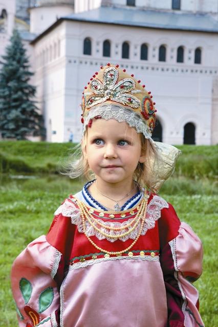 Русская краавица
