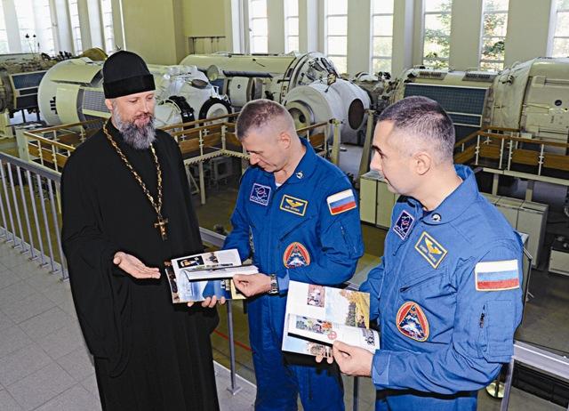 «Путешествие со смыслом» – вот то, что объединяет работу космонавтов и наше издание.