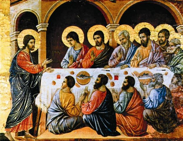 Явления Христа апостолам после Воскресения