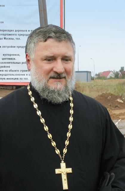 Протоиерей Владимир Ковтуненко