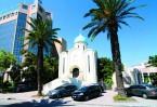 Храм Воскресения Христова – один из двух чудом сохранившихся островков Православия в этой далекой исламской стране