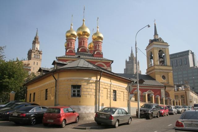 Храм Николая Чудотворца на Щепах, 2009 год