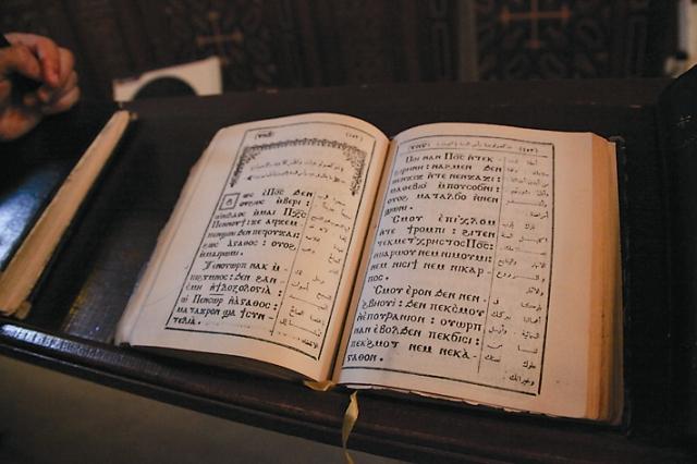 В Вади-Натрун в 1847 году был найден Нитрийский кодекс с тек- стом Евангелия от Луки. Сейчас этот манускрипт, написанный на греческом языке, хранится в Лондоне
