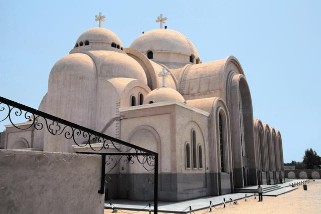 Монастырь Анба-Бишой