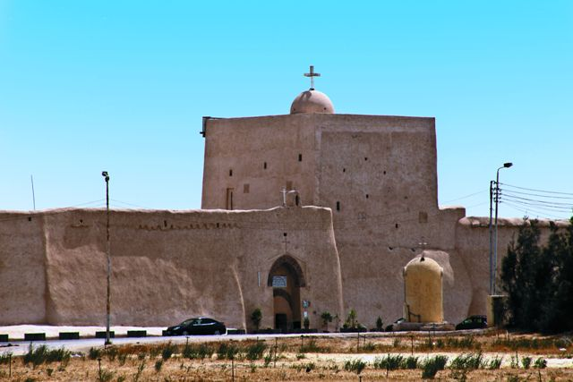 Монастырь Дейр-Суриани