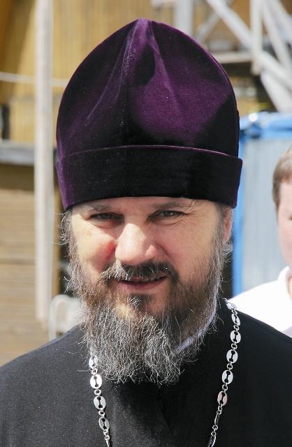 Протоиерей Олег Воробьев. Многие считают, что он – самый решительный строитель из всех благочинных г. Москвы