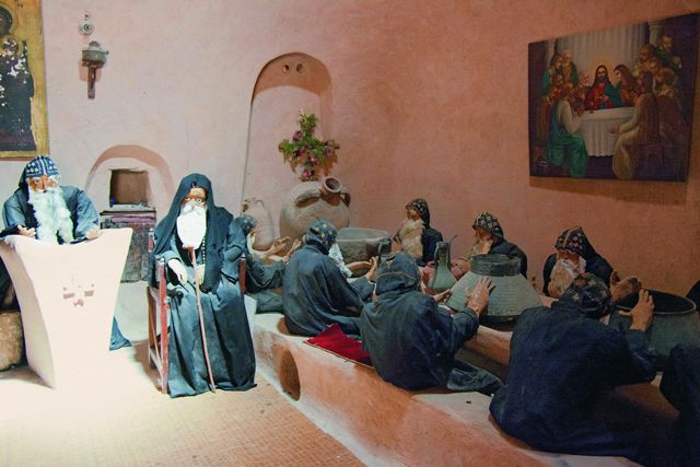 Музей монастыря Дейр-Суриани