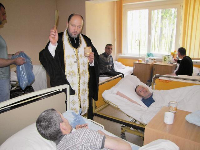 Послушание в хосписах заста- вило многих прихожан иначе взглянуть на жизнь и стать еще ближе к Богу и Церкви