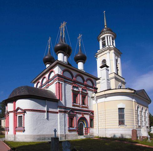 Анно-Зачатьевская церковь