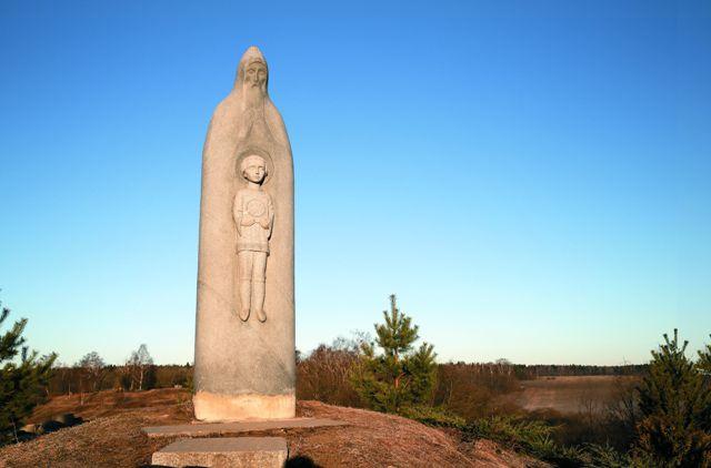 Вокруг Лавры находится немало святынь, связанных с жизнью преподобного Сергия и его последователей