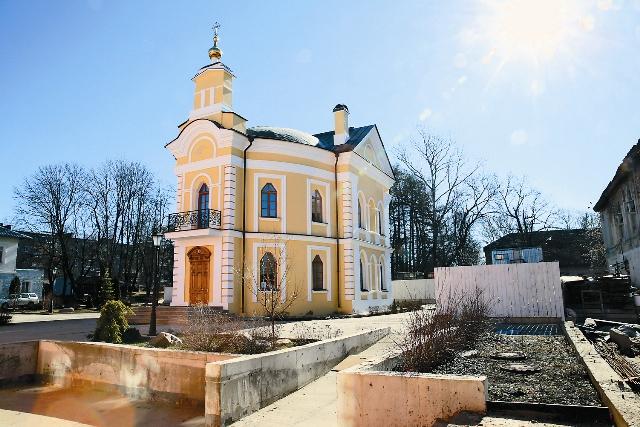 Преображенский собор Спасо-Вифанского монастыря
