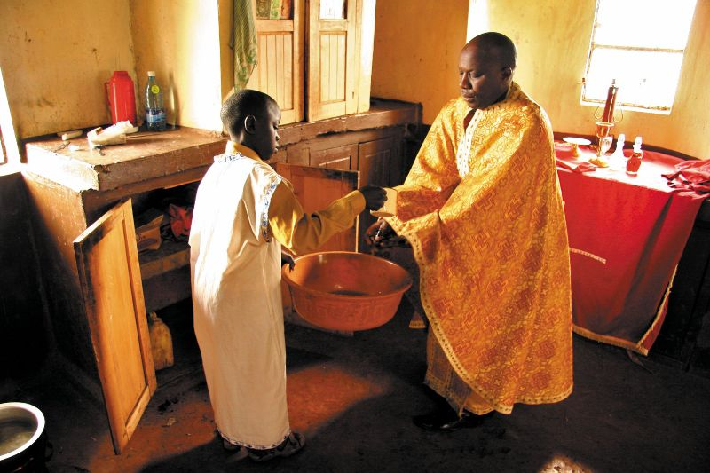Одним из оплотов веры Христовой можно смело называть Кению