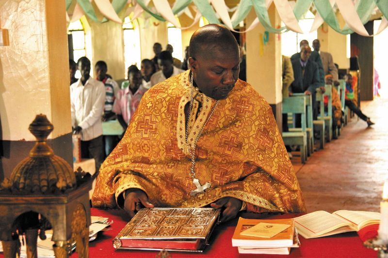 В Рируте, пригороде столицы Найроби, с 1982 года работает семинария, которая готовит духовенство для всего африканского континента