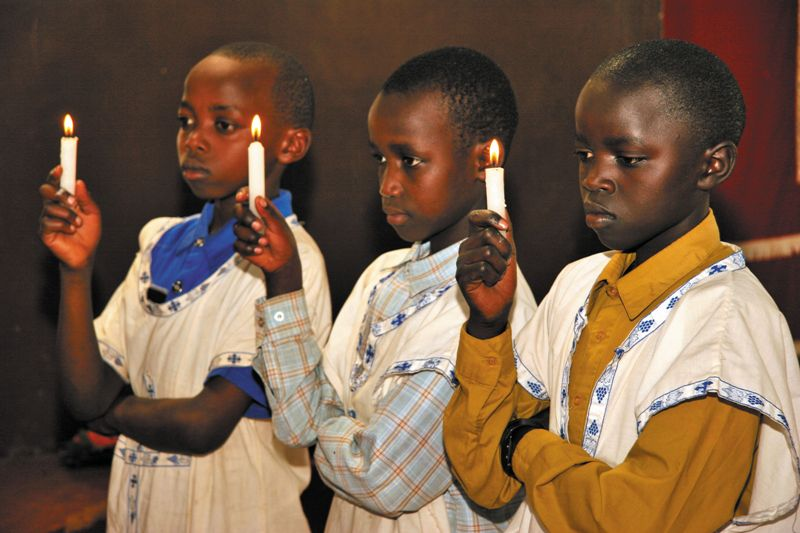 При всем своеобразии кенийского Православия главной его чертой остается беззаветная преданность Церкви и твердость в вере в самых тяжелых испытаниях