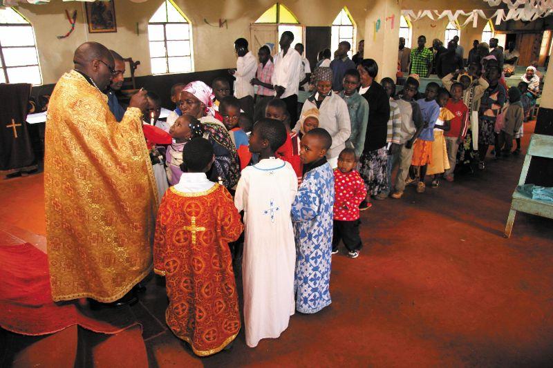 Православная Церковь за поддержку идеи национальной свободы заслужила уважение кенийцев