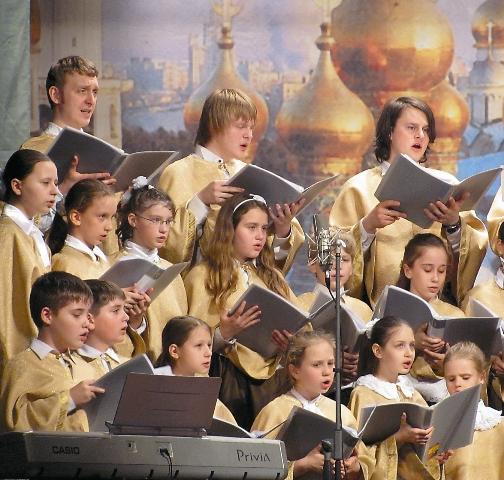Дети поют на всех церковных праздниках. Воспитанники гимназии, поющие в составе детско-юношеского хора, становятся лауретами многих фестивалей и конкурсов: «Кирилла и Мефодия», «Вифлиемская звезда», «Пою Богу моему дондеже есмь» и других