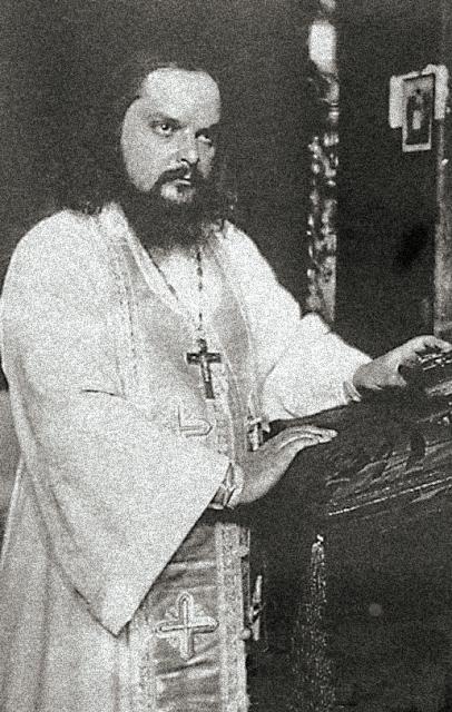 Священник Сергей Мечев