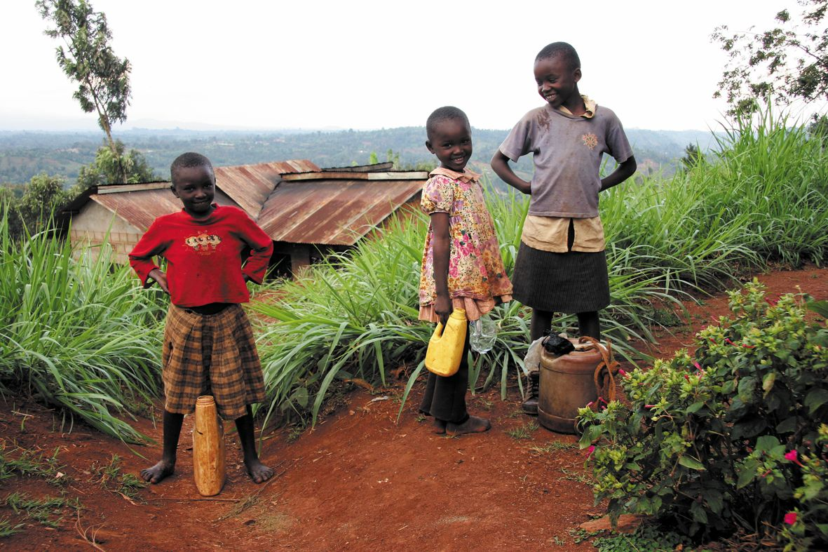 С обретением независимости Кения не избавилась от главных проблем континента — нищеты, голода, эпидемий, безграмотности