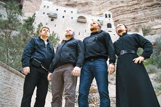 Паломники поклонились величайшим христианским святыням