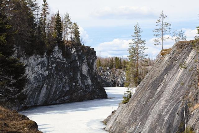Национальный парк Рускеала
