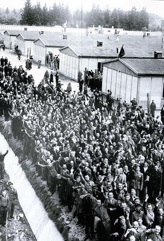 За время существования лагеря в нем содержались 250 тысяч человек из 24 стран мира, в том числе из Советского Союза. Около 70 тысяч были зверски замучены, 140 тысяч переведены в другие концлагеря, и лишь около 30 тысяч дожили до освобождения.