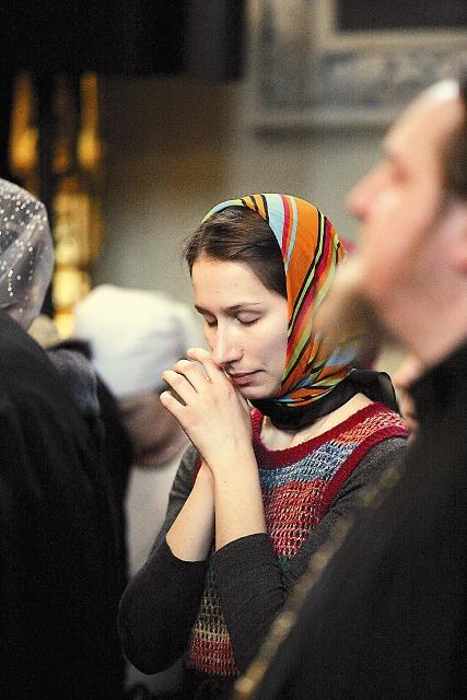 Желающим христианского совершенства матушка советовала не выделяться внешне среди людей