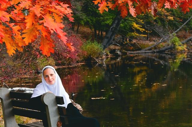 Бывшая петербуженка монахиня Феодора живет в скиту без малого четверть века