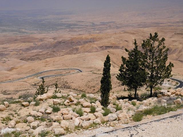 Вид с горы Небо