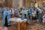 Молебен перед чудотворной иконой