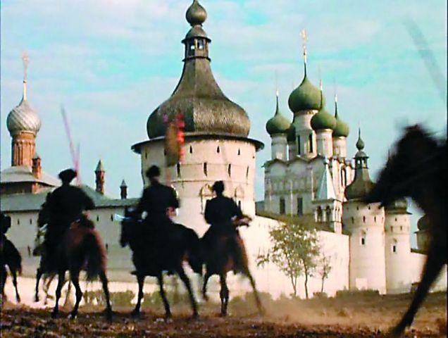 Ранее кремль был резиденцией митрополита ростовского и ярославского Ионы Сысоевича