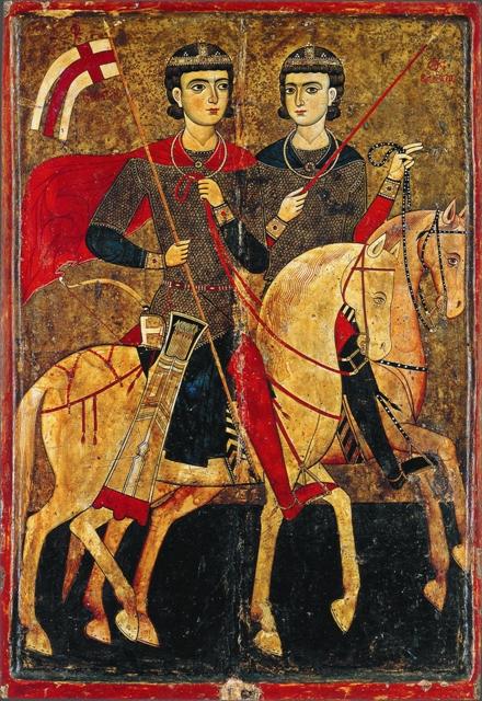 День памяти святых мучеников Сергия и Вакха – 20 октября