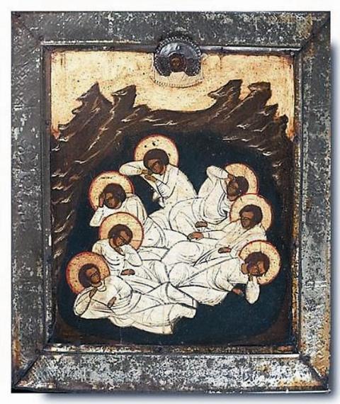 Семь спящих отроков Эфесских. Этим святым молятся о страдающих бессоницей