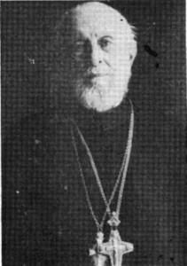 Настоятель Михаил Штефирца