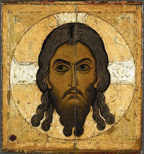 Будучи на волосок от гибели, московский митрополит помолился иконе Спаса Нерукотворного и дал обет воздвигнуть в столице монастырь  в случае спасения. Вскоре буря утихла