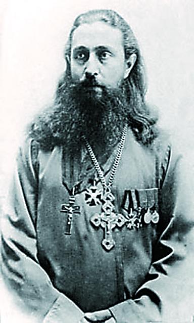архимандрит Сергий Серебрянский