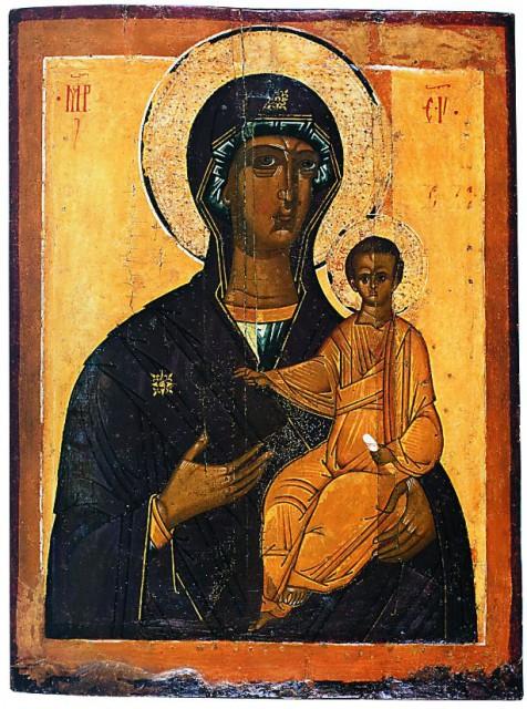 Шуйская Смоленская икона Божией Матери