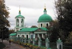 Храму Живоначальной Троицы на Воробьевых горах исполнилось 200 лет.