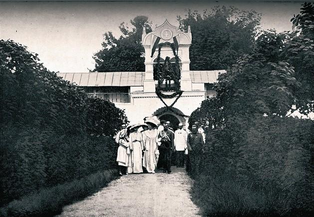 Николай II посетил Толгскую обитель 28 июня 1863 года