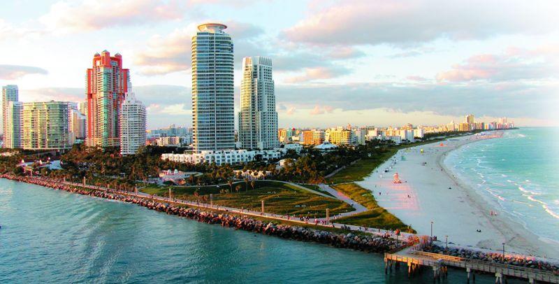 В Майами построили храм в честь святой Матронушки