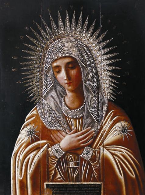 Она избрала Дивеево своим четвертым уделом наряду с Афоном, Киево-Печерской Лаврой и Иверией