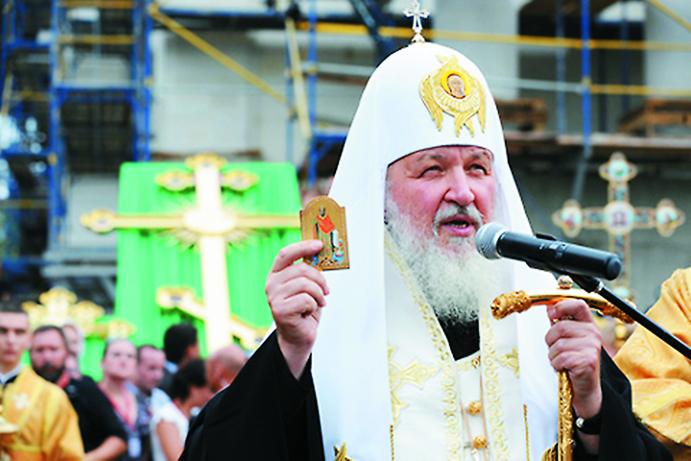 Святейший Патриарх Кирилл: «Те, кто строит храмы, входят в историю – не только человеческую. Их имена особо записываются в Книге жизни. Верим, что многие грехи людям прощаются за такое святое дело!»