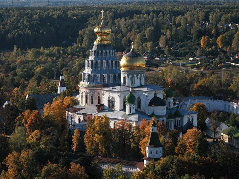 Воскресенский ставропигиальный мужской монастырь