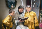 В Православии белый цвет является символом Божественного света